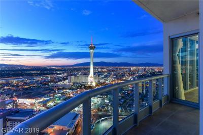 Las Vegas High Rise For Sale: 222 Karen Avenue #4508
