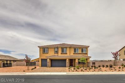 Clark County Single Family Home For Sale: 1576 Sagefield Way #Lot 70