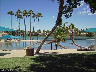 Las Vegas Condo/Townhouse Under Contract - No Show: 3150 Soft Breezes Drive #2008