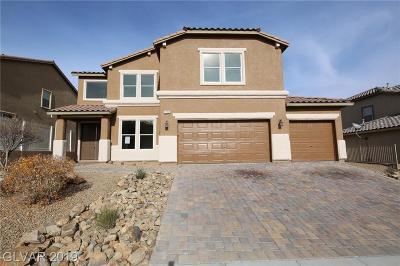 North Las Vegas Single Family Home For Sale: 1216 Checkmark Avenue
