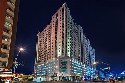 Las Vegas, North Las Vegas Rental For Rent: 150 Las Vegas Boulevard #819