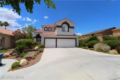 Single Family Home Under Contract - No Show: 4701 San Palo Way