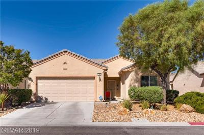 Single Family Home For Sale: 7758 Coast Jay Street