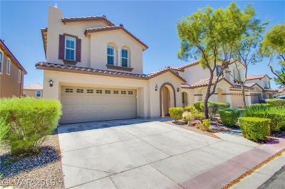 North Las Vegas Single Family Home For Sale: 133 Cracked Tree Avenue