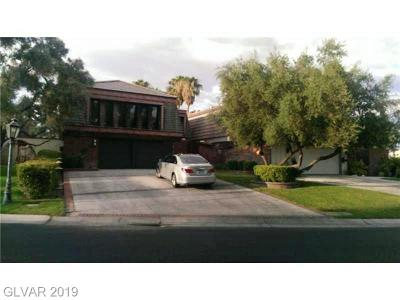 Las Vegas Single Family Home For Sale: 1108 Vegas Valley Drive