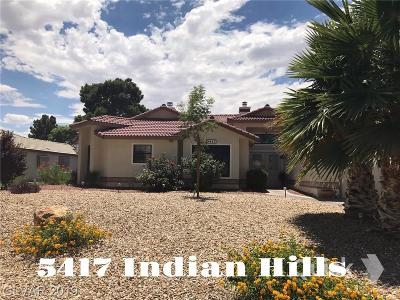 Single Family Home Under Contract - No Show: 5417 Indian Hills Avenue