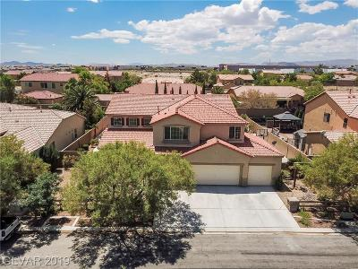 Las Vegas Single Family Home For Sale: 7545 Shadow Estates Way