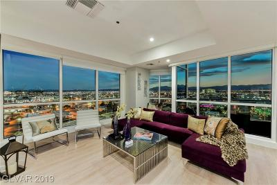 Clark County High Rise For Sale: 4575 Dean Martin Drive #1600