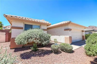 Henderson Single Family Home For Sale: 3 Candide Street