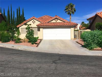 Single Family Home For Sale: 3320 Misty Cove Court