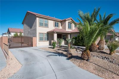Las Vegas Single Family Home For Sale: 8716 Melissa Meadows Street