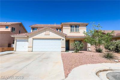 Single Family Home For Sale: 3829 Amber Flower Court