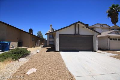 Clark County Single Family Home For Sale: 4117 Overbrook Drive