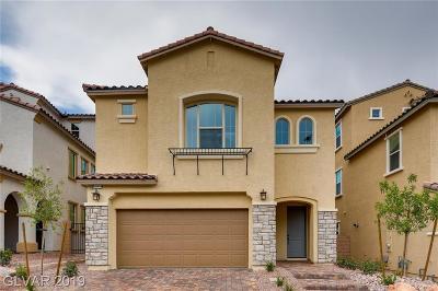 Las Vegas NV Single Family Home For Sale: $509,720