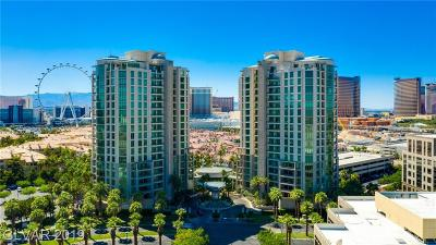 Las Vegas, North Las Vegas High Rise For Sale: 1 Hughes Center Drive #1104