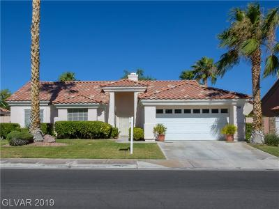 Las Vegas Single Family Home For Sale: 5504 Bayfield Street