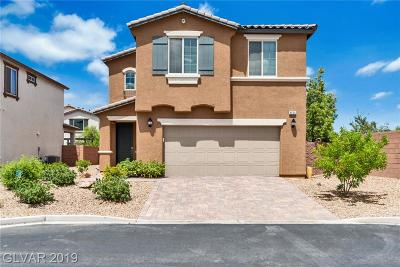 Las Vegas Single Family Home For Sale: 8606 Tortoise Canyon Court