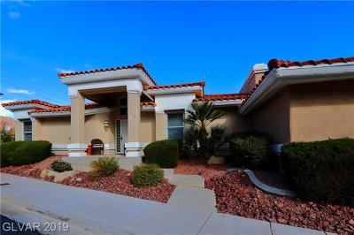 Boulder City Condo/Townhouse For Sale: 150 Rainbow Drive