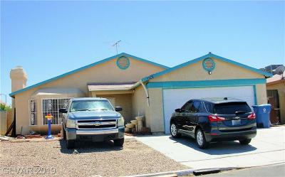 Sunrise Manor Single Family Home For Sale: 3791 East Full Moon Drive