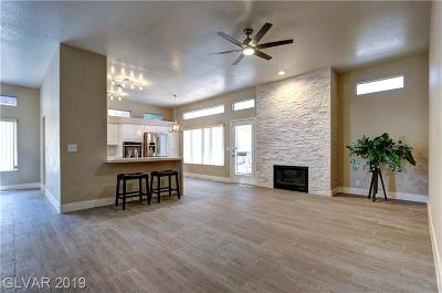 Las Vegas, Henderson Single Family Home For Sale: 1703 Navarre Lane
