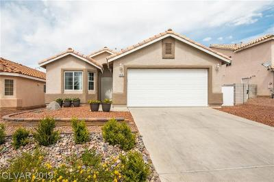 North Las Vegas Single Family Home For Sale: 5333 Manor Stone Street