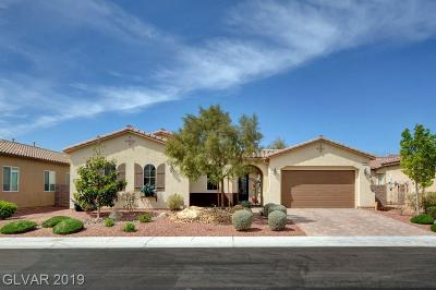 Las Vegas Single Family Home For Sale: 8705 Purple Wisteria Street