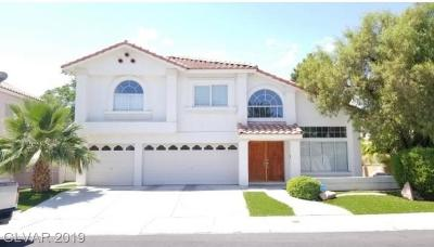 Las Vegas, Henderson Single Family Home For Sale: 7321 Bush Garden Avenue