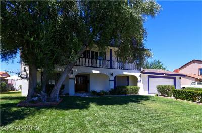 Las Vegas Single Family Home For Sale: 2008 Westlund Drive