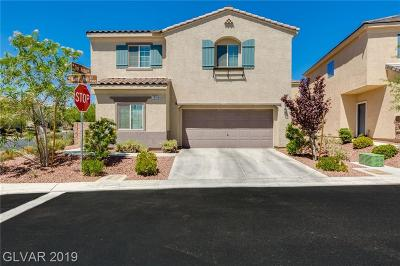 Las Vegas Single Family Home For Sale: 7919 Mineral Peak Street