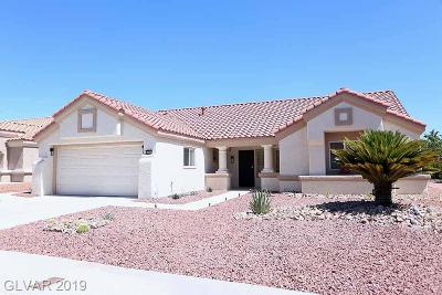 Las Vegas Single Family Home For Sale: 8600 Glenmount Drive