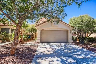 Single Family Home For Sale: 8212 Cactus Canyon Court