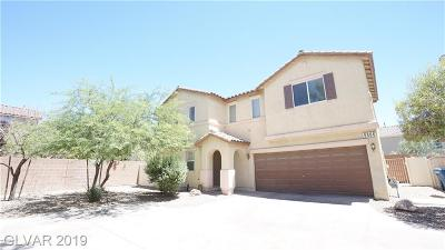 Las Vegas Single Family Home For Sale: 9906 Copano Bay Avenue