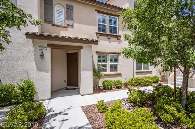 Macdonald Foothills Pa-18a Pha, Laguna Bay Townhome Est, Summerlin Village 19 Phase 2-L, Affinity, Summerlin Village 18 Parcel L, V At Lake Las Vegas Condo/Townhouse For Sale: 11375 Ogden Mills Drive #104