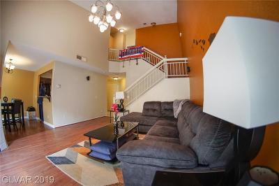 Las Vegas NV Condo/Townhouse For Sale: $235,000