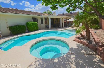 Boulder City Single Family Home For Sale: 1538 Sherri Lane