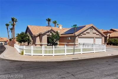 Henderson Single Family Home For Sale: 228 Long Shadow Terrace