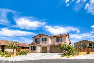 Henderson Single Family Home For Sale: 1056 Via Della Costrella