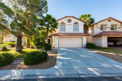 Las Vegas Single Family Home For Sale: 4836 Friar Lane