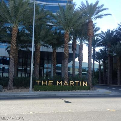 Clark County High Rise For Sale: 4471 Dean Martin Drive #505