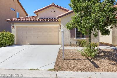 Clark County Single Family Home For Sale: 8652 Water Bucket Avenue