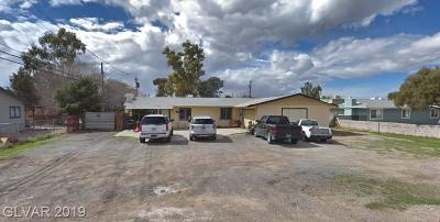 Las Vegas Single Family Home For Sale: 837 Betty Lane