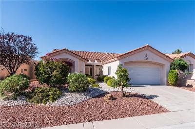 Las Vegas Single Family Home For Sale: 9813 Folsom Drive