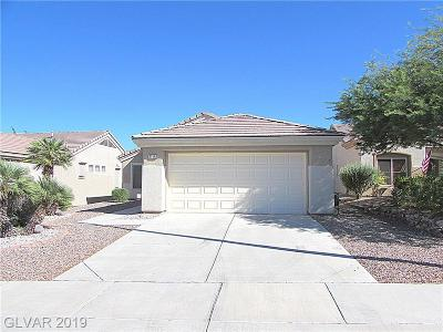 Clark County Rental Under Contract - No Show: 2119 Joy View Lane