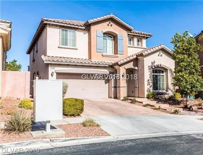 Las Vegas Single Family Home For Sale: 11524 Hadwen Lane