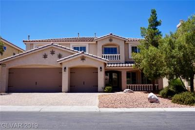 Single Family Home For Sale: 8421 Moondance Cellars Court