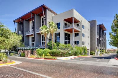Summerlin Lofts Phase 1 Amd Condo/Townhouse For Sale: 11441 Allerton Park Drive #404