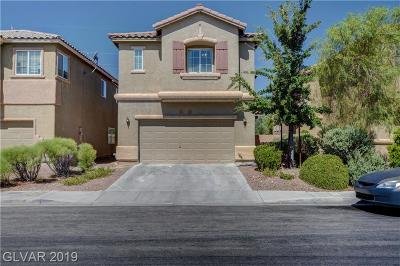NORTH LAS VEGAS Single Family Home For Sale: 6055 Clovelly Street