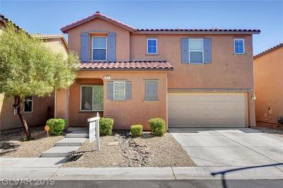 Las Vegas Single Family Home For Sale: 77 Branch Field Avenue