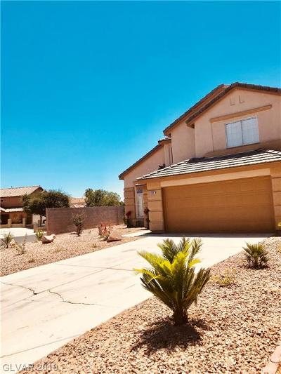 Sunrise Manor Single Family Home For Sale: 5059 Shadow Boxer Court