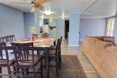Las Vegas Manufactured Home For Sale: 6444 Bamboo Court